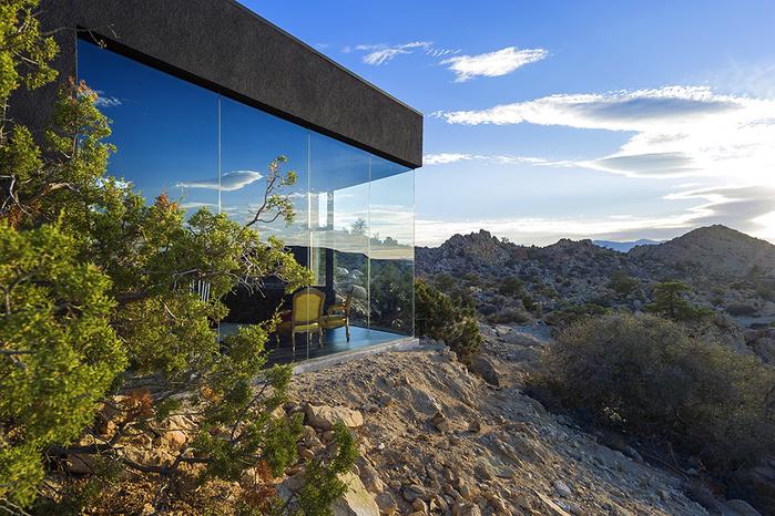 современный дом в пустыне фото 10 (700x466, 528Kb)