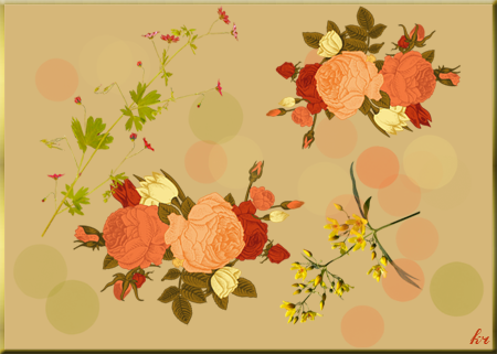 оранжевые-розы2 (450x321, 131Kb)