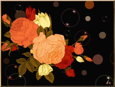 Оранжевые-розы (450x342, 158Kb)