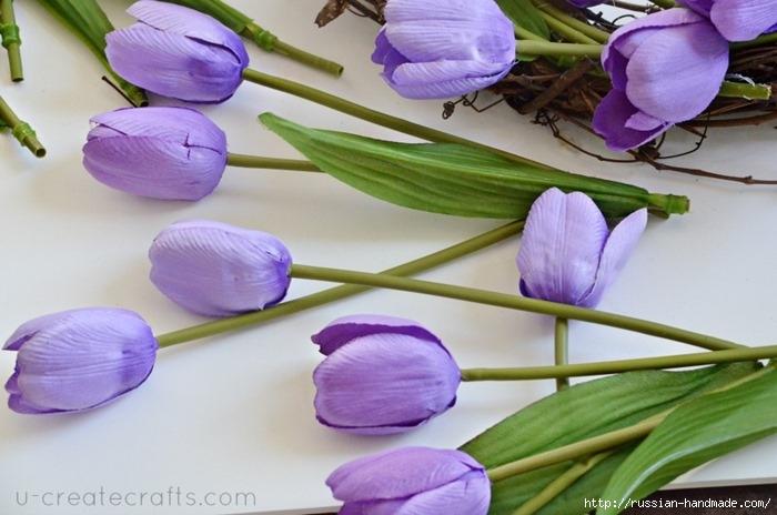 венок из тюльпанов (3) (700x464, 178Kb)