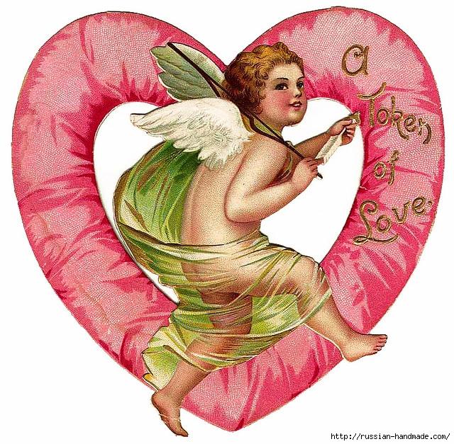 Винтажные картинки ко дню Святого Валентина (5) (640x627, 406Kb)