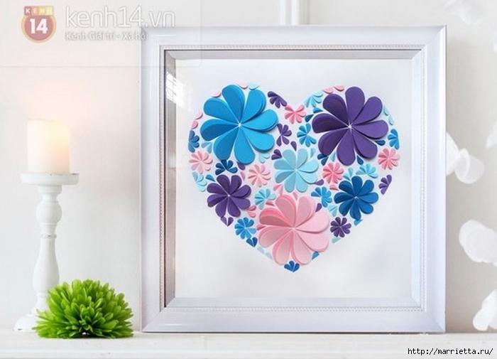 сердечные панно из бумаги (24) (700x505, 187Kb)