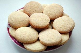 Печенье на плавленном сыре