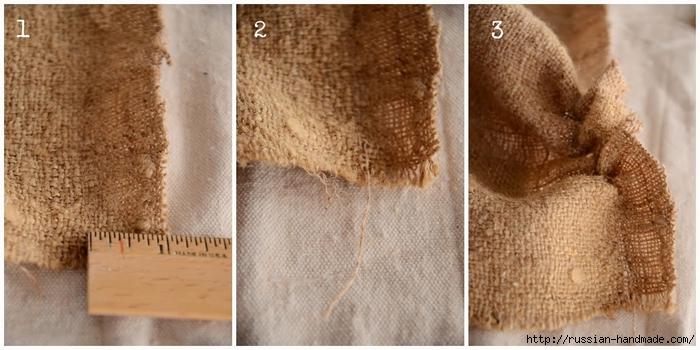 Подушка с розочками из мешковины (1) (700x350, 210Kb)