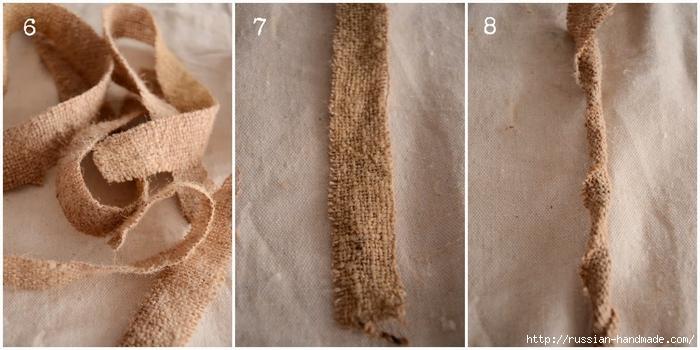 Подушка с розочками из мешковины (3) (700x350, 199Kb)