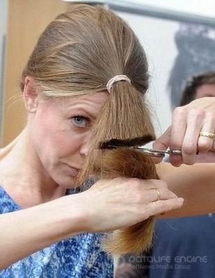How to shag haircut