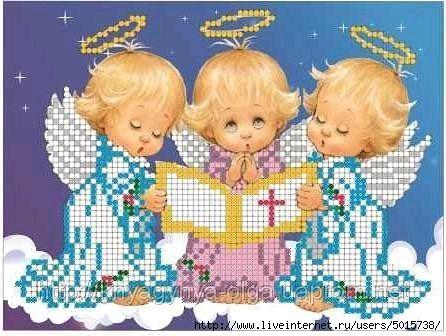 хор ангелочков (446x336, 132Kb)