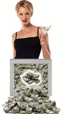 дама с деньгами (209x386, 14Kb)