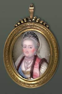 Портретная миниатюра