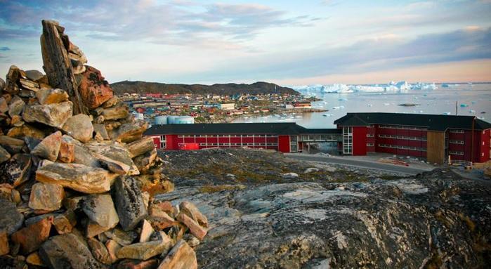 отель арктика гренландия фото 10 (700x383, 317Kb)