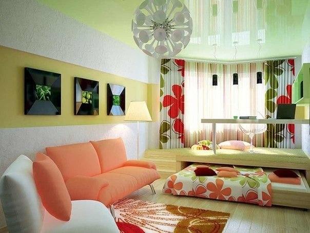 дизайн маленьких квартир (10) (604x453, 154Kb)