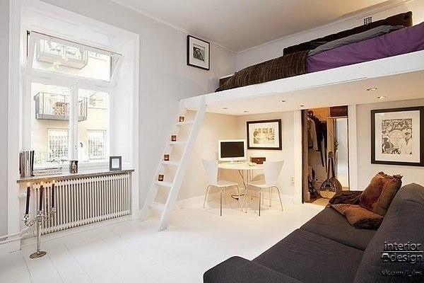 дизайн маленьких квартир (14) (600x400, 128Kb)