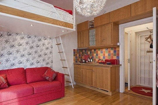 дизайн маленьких квартир (16) (540x360, 154Kb)