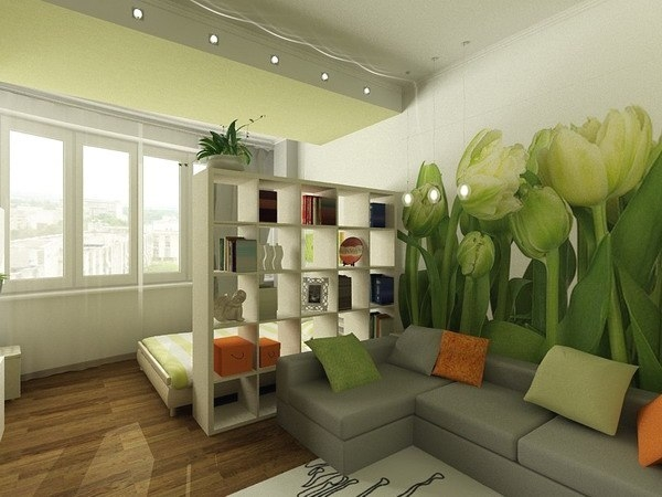 дизайн маленьких квартир (20) (600x450, 142Kb)