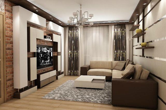 Дизайн гостиной в квартире фото своими руками