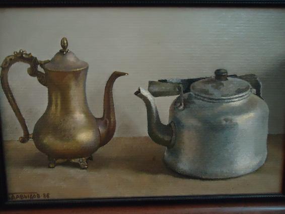 Картина Давыдова Бориса