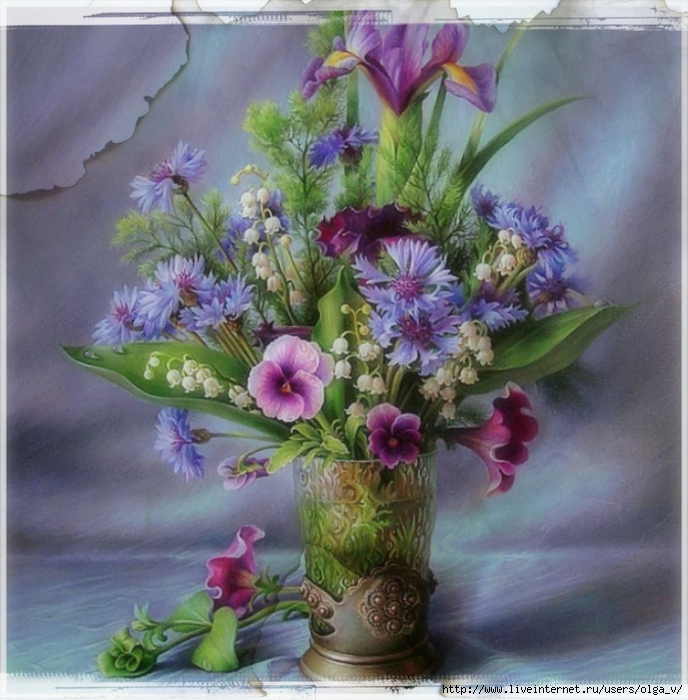 4964063_Maria_Ilieva_Bulgarian_1973_Spring_flowers_2008 (688x700, 321Kb)