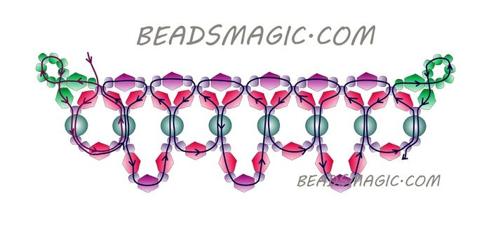 free-beading-necklace-pattern-2 (700x350, 102Kb)