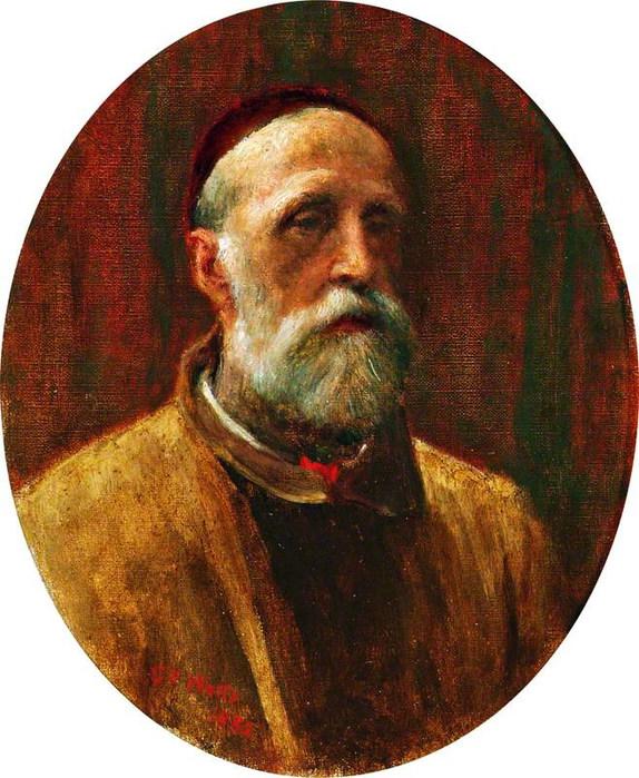 Автопортрет  1882 (574x700, 129Kb)