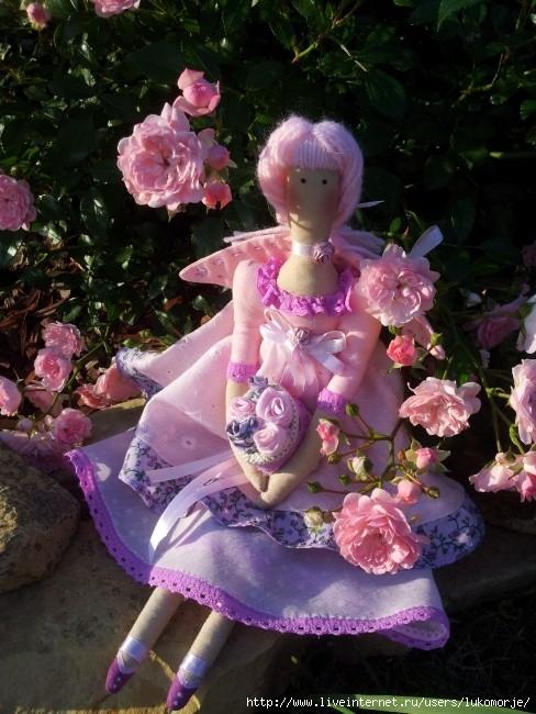 Цветочный ангел.Образец.Сделаем на заказ. (488x650, 230Kb)