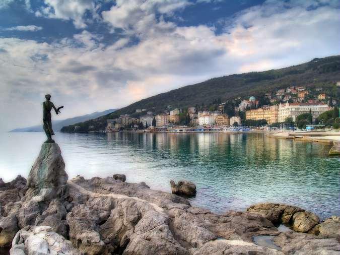 50. Отдых на Адриатическом побережье Хорватии на 5 дней со скидкой 50.