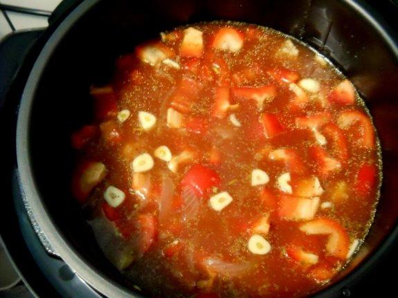 суп с мультиварке рецепт с фото пошагово