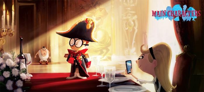 смотреть мультфильм приключение мистера шермана и пибоди