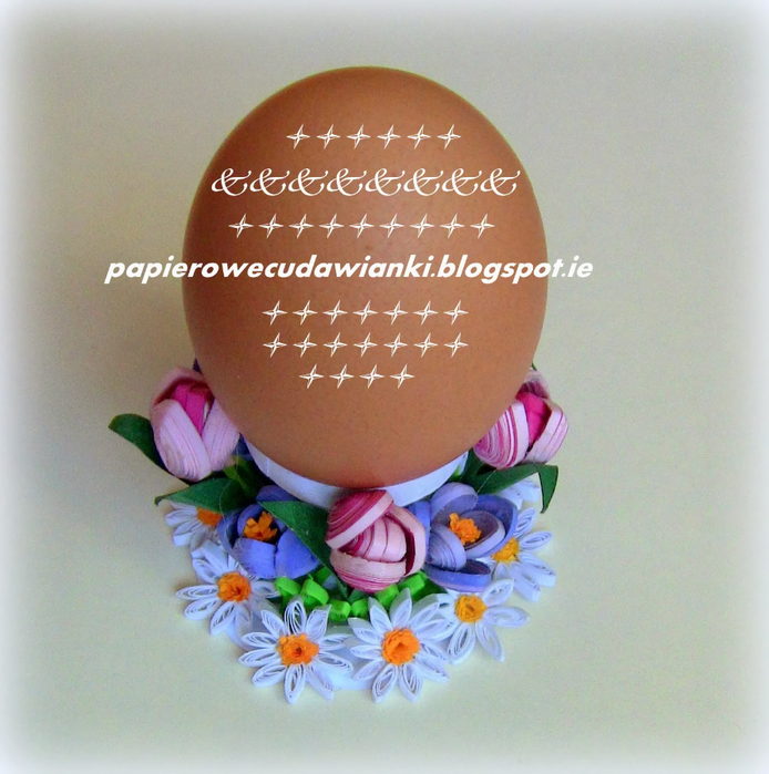 Квиллинг. Подставки для пасхальных яиц (4) (694x700, 470Kb)