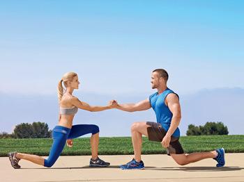 Совместный фитнес
