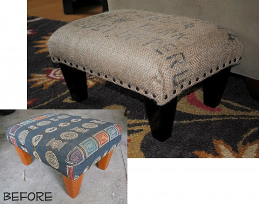 friday feature burlap sack covered ottoman from sas interiors[7] (512x402, 159Kb)