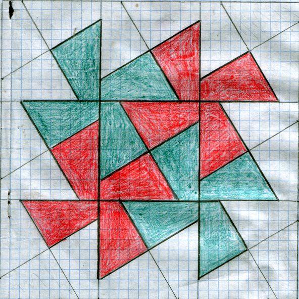 Звезда (592x591, 127Kb)
