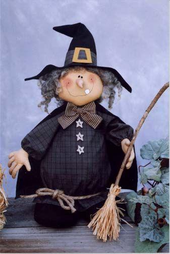 Ведьмочка своими руками фото
