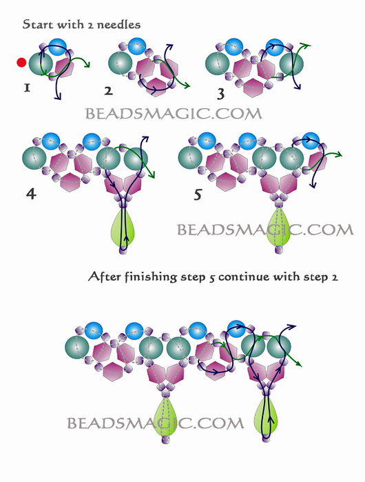 free-beading-pattern-necklace-tutorial-21 (530x700, 218Kb)