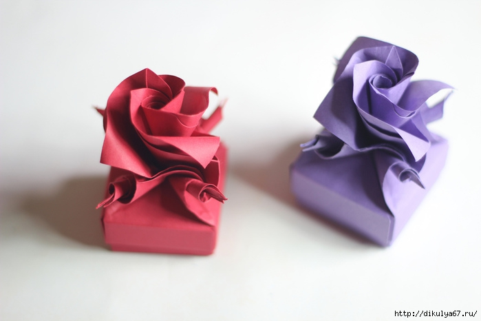 Видео оригами из бумаги легко - море идей поделки декор рукоделие вязание орнамента крючком вязание спицами для женщин свитера д