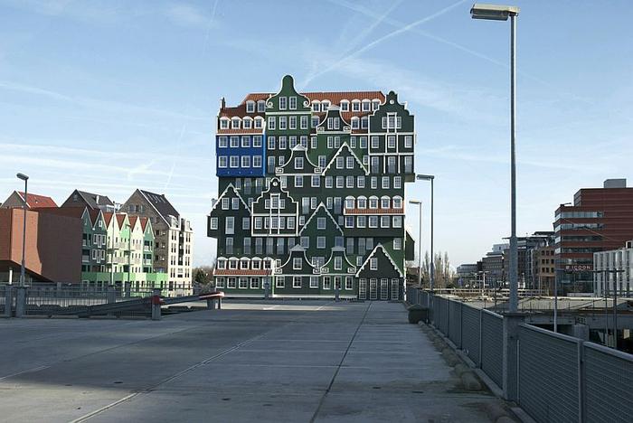 отель иннтел амстердам фото 3 (700x468, 290Kb)