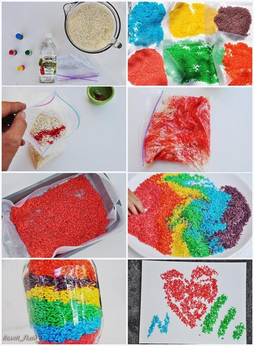 Как сделать не цветное цветным