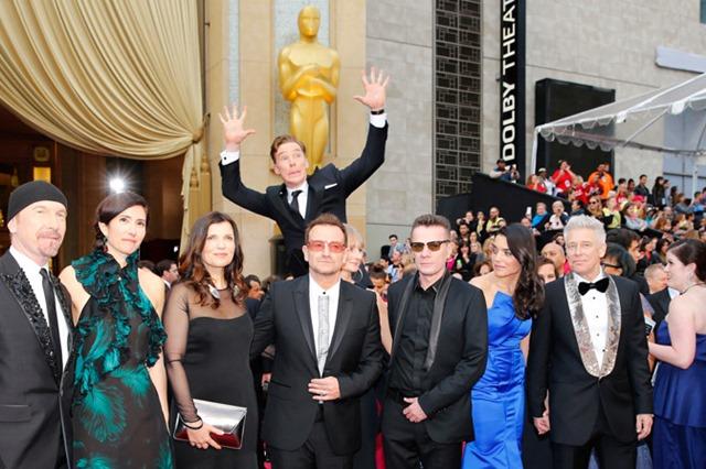 Смокинги на церемонии «Оскара» 2014 года