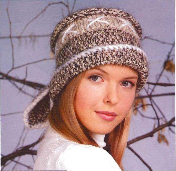 шапки,кепки,береты(спицами)