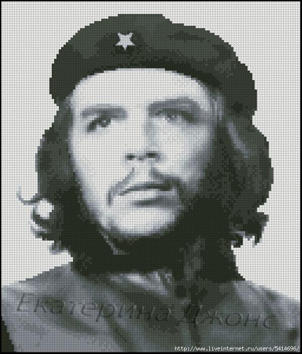 Эрнесто Че Гевара2-3 (597x700,
