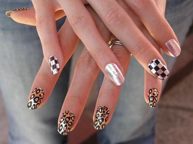 Ухоженные и красивые ногти. Ванночки для укрепления ногтей (3) (640x479, 172Kb)