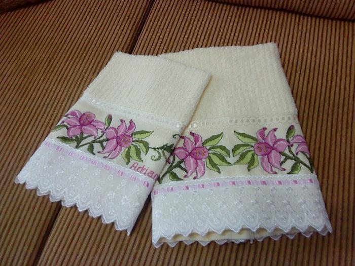 Схемы вышивки для