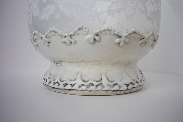 Декорирование бокалов кружевом и шпатлевкой. Красивые идеи (2) (600x398, 90Kb)