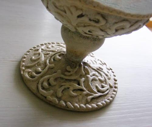 Декорирование бокалов кружевом и шпатлевкой. Красивые идеи (6) (500x417, 134Kb)