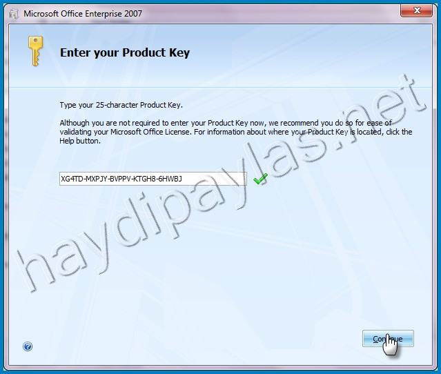 microsoft office enterprise 2007 product key generator