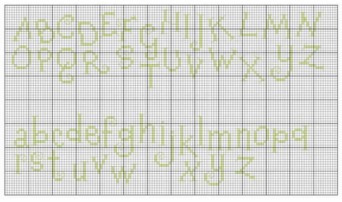 Схемы вышивки комплектов для новорожденных (4) (700x415, 435Kb)