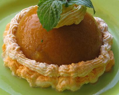 Яблочно-тыквенное желе с апельсином