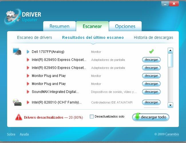 Нужен ключ бесплатно на carambis-driver-updater где его можно скачать? (отв