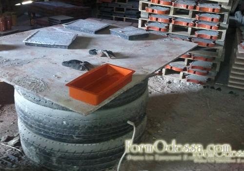 Как изготовить тротуарную плитку в домашних условиях самому себе 45