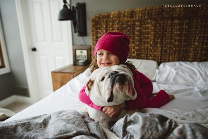 смешные фото детей и собак 4 (680x455, 444Kb)