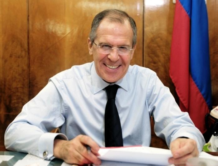 Стихи министра иностранных дел Сергея Лаврова